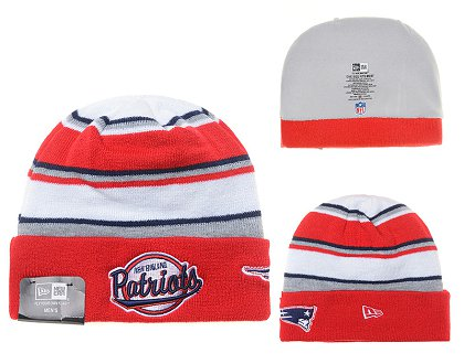 New England Patriots Beanies DF 150306 083